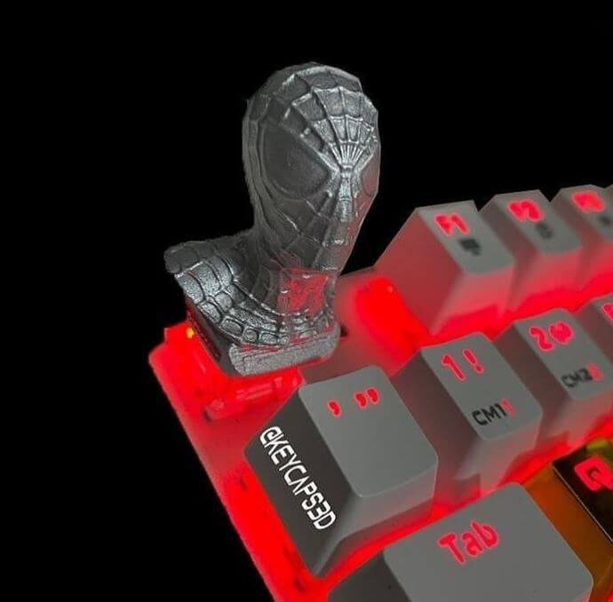 3d Print Your Own Keycap