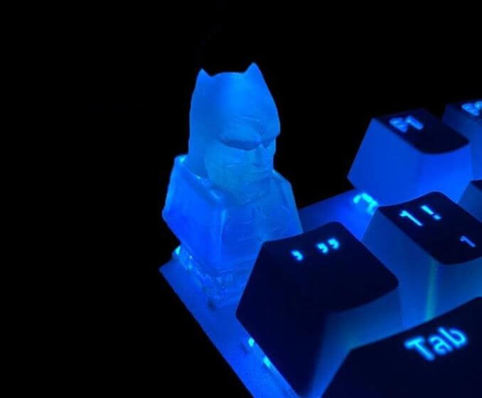 Can You 3d Print Keycaps
